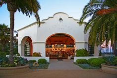 Chase Palm Park Carousel  by Ian McKaig