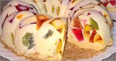 """Cel mai gustos tort """"Sticlă spartă"""" - ușor de preparat și pe placul copiilor! - Bucatarul"""