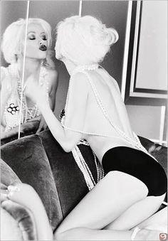 Christina Aguilera, 2008.