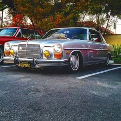 Mercedes W114 / W115 Mercedes Benz