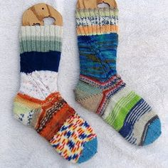 Man, i WISH i could knit! These are so adorable