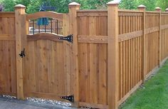 Modern Design Privacy Fencing Ideas