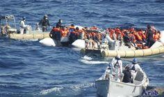 Italy Rescues 5600 Migrants off Libyan Coast