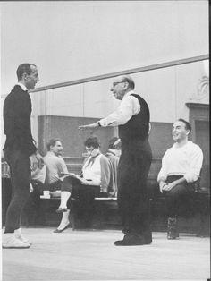 George Balanchine, Igor Stravinsky