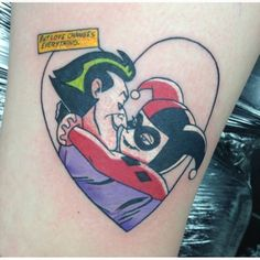 harley quinn tattoo | Tumblr