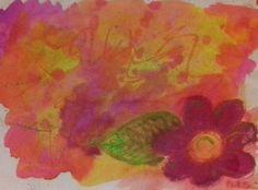 Art Flower Ink Mania