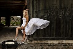 Trash the Dress by Arieseffects, via Flickr