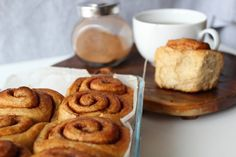 Cinnamon Rolls Vegan – Healthy Green Life