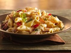 Bacon-Pepper Mac and Cheese Recipe from Betty Crocker