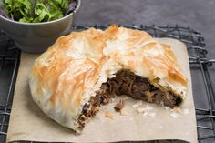 Ons recept van de dag: Pastilla met gehakt. Op Bladna.nl kan je uiteraard nog veel meer leuke Marokkaanse recepten vinden.