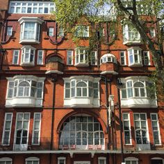 The bonkers Clock House by Richard Norman Shaw, 1879