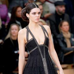 Kendall in Chanel Haute Couture spring-summer 2016