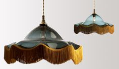 FLODEAU.COM - Handblown Glass Lighting by Rothschild Bickers 13
