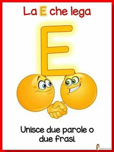 la E che lega