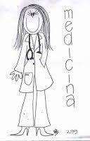 ATELIER ALEGRIA DAS CORES : riscos menina palito