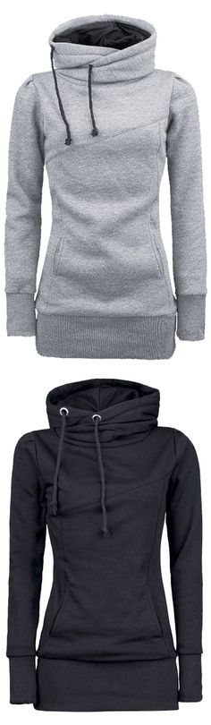 Have this long sweatshirt with Only $31.99, short time delivery&easy return! This slim hoodie is detailed with drawstring&raglan sleeve.Opt for this style at Cupshe.com !