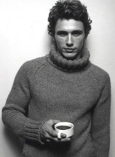 James Franco.  A smart, good-looking guy was never, ever a bad thing.