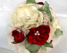 wedding ideas mint, ivory, scarlet, and yellow - Google Search