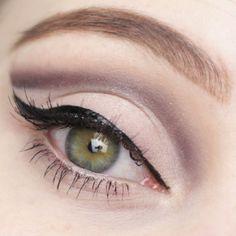Maybelline The Rock Nudes Cut Crease Eye Makeup Look