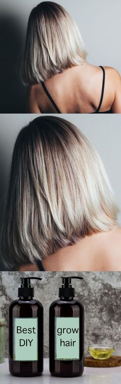 The cure for dry damaged hair