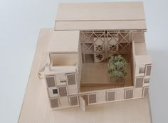 This invited competition for the new graduate accommodation of Churchill College Cambridge was inspired by historic precedents including 'Heraldic' iconography prevalent in many college gatehouse lodges. Architecture Models, Churchill, Decorative Boxes, College, Projects, Inspiration, Biblical Inspiration, University, Model Building
