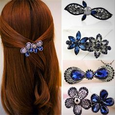 Back To Search Resultsapparel Accessories 2019 Fashion Women Metal Leaf Hair Clip Girls Vintage Ponytail Barrettes Hairpin Princess Hair Accessories Barrettes Para El Pelo Hairpins 50% OFF