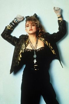 my first look at madonna and i never look back. Im hooked.