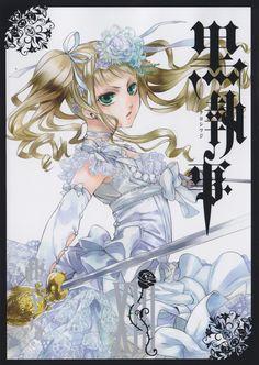 Kuroshitsuji - Vol 13 feat. Elizabeth Middleford