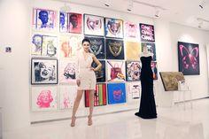 The Art Issue - WANG MENG x Tokyo Gallery Pop Up Event.