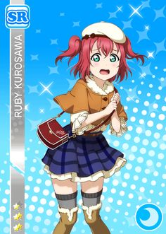 The Ultimate Resource For LoveLive! School Idol Festival players Browse & track your cards. Super Hero Life, Karma, Ruby Kurosawa, Snow Fairy, Live Picture, Live Model, Halloween Ii, Good Smile, Illustrations And Posters