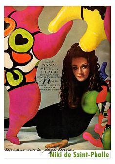 Niki De Saint - Phalle