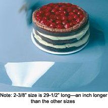 Clear Acetate Cake Collar, Pack of 200 - 3-1/2 x 28-1/2 *** Insider's special review that you can't miss. Read more :  : Baking tools