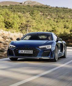 October 24 2018 at New Audi R8, Audi Rs, Audi Sports Car, Sport Cars, Supercars, Ferrari, Lamborghini Aventador, Porsche 918 Spyder, Automobile