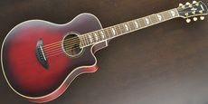 YAMAHA / APX1000 CRB Acoustic Guitar Free Shipping! δ