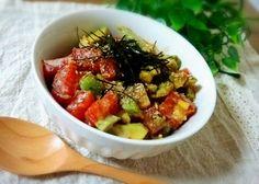 マグロとアボカドのタレ漬け丼♡ランチ♡簡単レシピ |fondant miel 美容♡カフェごはん