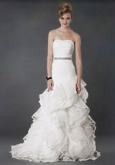 Alyne by Rivini Cecil Wedding Dress - The Knot