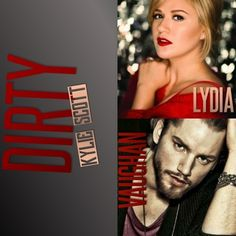 Dirty (Dive Bar, by Kylie Scott ~ Lydia & Vaughan Book Club Books, Books To Read, Book Art, New Series, Book Series, Kylie Scott, Dive Bar, Music Heals, Book Characters