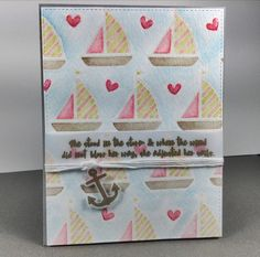 Gorgeous card created by Laurie Case using Simon Says stamp Exclusives.