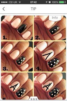 Paris Nails In Easy Steps