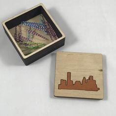 Just listed! Handmade Wooden keepsake boxes.