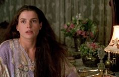 Julia Ormond / Susannah Fincannon Ludlow: 'Legends of the Fall' Julia Ormond, First Knight, Anthony Hopkins, Gillian Anderson, British Actresses, Love Movie, Classic Beauty, Brad Pitt, Beautiful Outfits