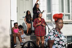 Photos of the Beautiful People of Notting Hill Carnival
