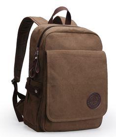 ETN BAG 080116 hot sale men backpack male fashion canvas travel backpack student school bag #Affiliate