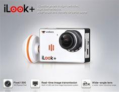 Walkera iLook+  HD 1080P 30FPS FPV Camera / Transmitter  All in one solution! www.HobbyFlip.com