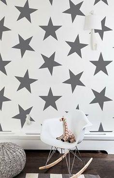 Star Pattern Self Adhesive Vinyl Wallpaper D112 on Etsy, £20.98
