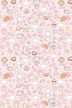 Funny Phone Wallpaper, Sanrio Wallpaper, Kawaii Wallpaper, Lines Wallpaper, Hello Kitty Backgrounds, Hello Kitty Wallpaper, Cute Backgrounds, Wallpaper Backgrounds, Kawaii Art