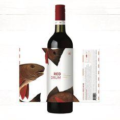 "79 gilla-markeringar, 2 kommentarer - Watermark Design (@watermarkdesigncville) på Instagram: ""The first of 4 new #winelabels for the @inglesidevineyards #Chesapeake Series. Heavily #detailed…"""