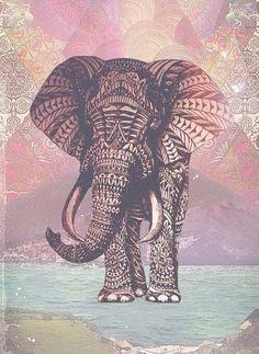 Elephant style -