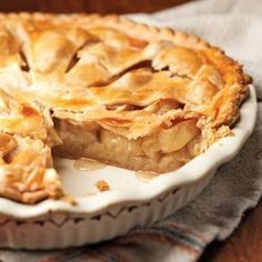 Apple Recipes, Vegan Recipes, Cooking Recipes, American Cake, Sweet Pie, Pie Dessert, Apple Pie, Nutrition, Biscuits