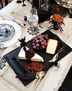 Bone Appetit Halloween Dinner Party